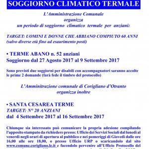 Comune di Corigliano d\'Otranto - sito ufficiale